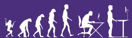 Evoluzione Standing Desk